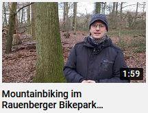 Mountainbiking auf dem Galgenberg