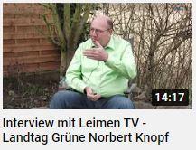 Interview mit Leimen TV